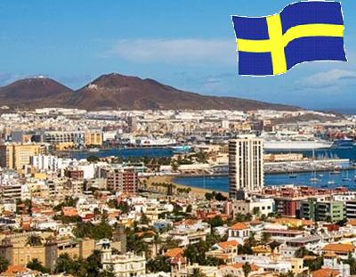 Svenskt på Gran Canaria